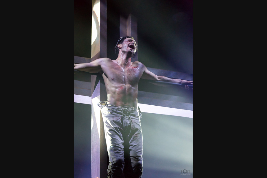 Jesus Christ Superstar - CLOC Musical Theatre - Fon ...