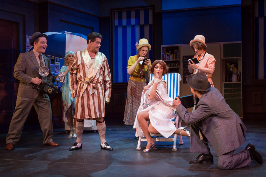 a personal analysis of the performance of the drowsy chaperone